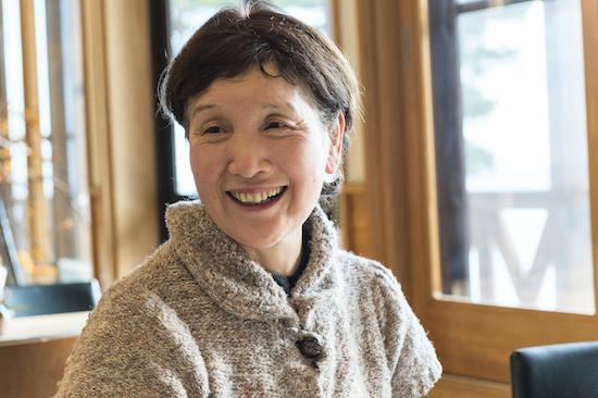 小松山美津子さん