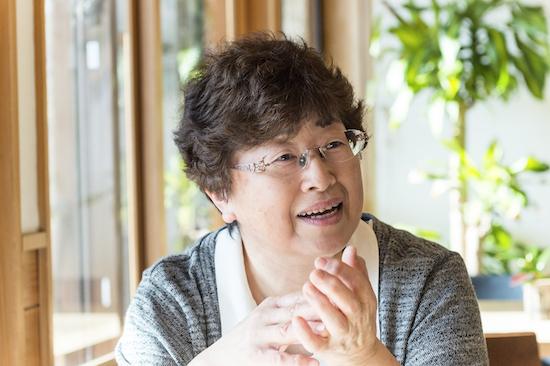 熊谷裕美子さん